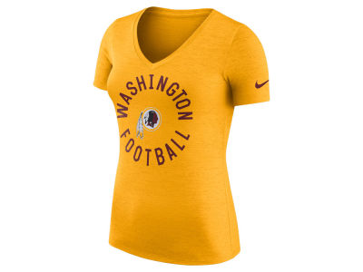 Washington Redskins Nike NFL Women's Dri-Fit Touch T-Shirt