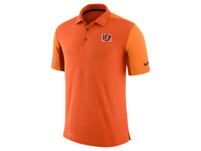 Cincinnati Bengals Nike NFL Men's Team Issue Polo