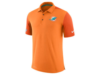 Miami Dolphins Nike NFL Men's Team Issue Polo