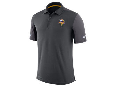 Minnesota Vikings Nike NFL Men's Team Issue Polo