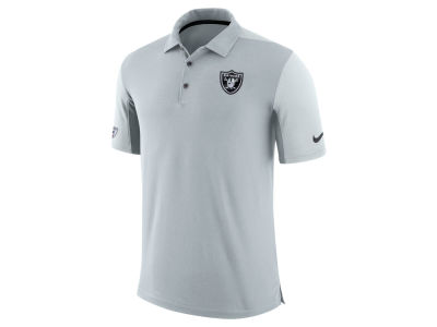 Oakland Raiders Nike NFL Men's Team Issue Polo