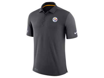Pittsburgh Steelers Nike NFL Men's Team Issue Polo