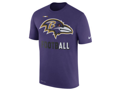 Baltimore Ravens Nike NFL Men's Legend Football T-Shirt