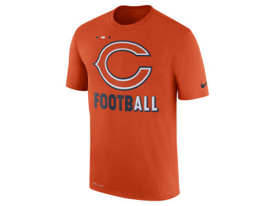 Chicago Bears Nike NFL Men's Legend Football T-Shirt
