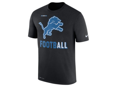 Detroit Lions Nike NFL Men's Legend Football T-Shirt