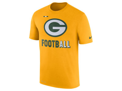 Green Bay Packers Nike NFL Men's Legend Football T-Shirt