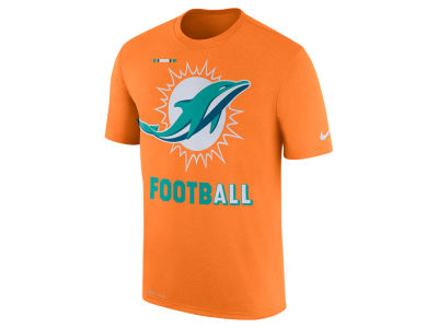 Miami Dolphins Nike NFL Men's Legend Football T-Shirt