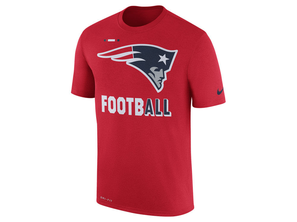 New England Patriots Nike NFL Men s Legend Football T-Shirt  3ff4ffee0
