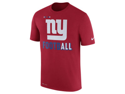 New York Giants Nike NFL Men's Legend Football T-Shirt