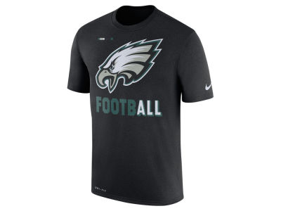 Philadelphia Eagles Nike NFL Men's Legend Football T-Shirt