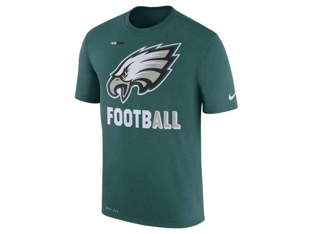 f112dfe5a Philadelphia Eagles Nike NFL Men s Legend Football T-Shirt