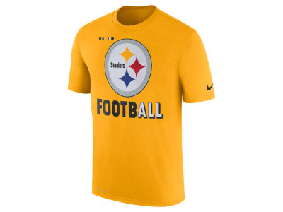 Pittsburgh Steelers Nike NFL Men's Legend Football T-Shirt