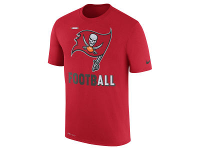 Tampa Bay Buccaneers Nike NFL Men's Legend Football T-Shirt