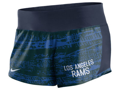 Los Angeles Rams Nike NFL Women's Printed Crew Short