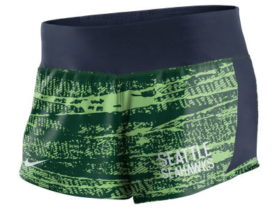 Seattle Seahawks Nike NFL Women's Printed Crew Short