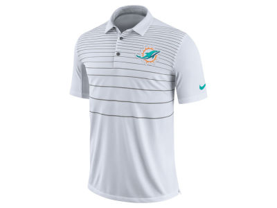 Miami Dolphins Nike NFL Men's Early Season Polo