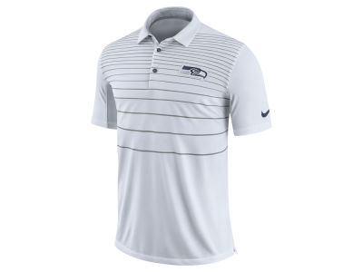 Seattle Seahawks Nike NFL Men's Early Season Polo