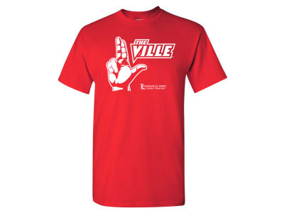 Louisville Cardinals 2 for $28 NCAA Men's Louisville First T-Shirt