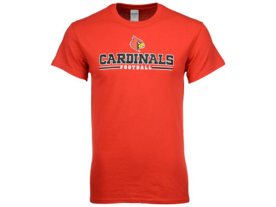 Louisville Cardinals 2 for $28 NCAA Men's Cardinals Football T-Shirt