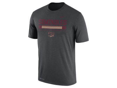 Florida State Seminoles Nike 2017 NCAA Men's Legend Staff Sideline T-Shirt