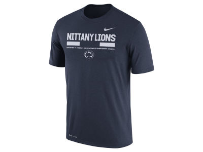 Penn State Nittany Lions Nike 2017 NCAA Men's Legend Staff Sideline T-Shirt