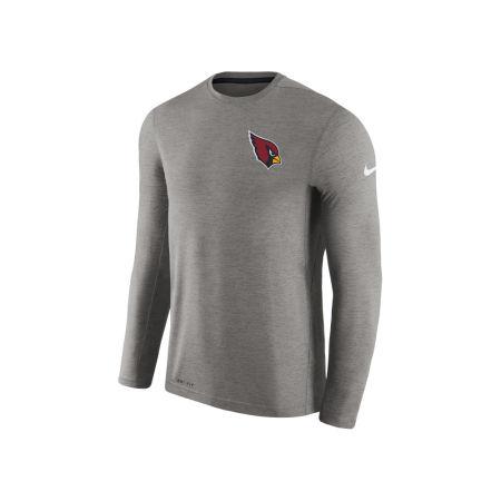 Arizona Cardinals Nike NFL Men's Coaches Long Sleeve T-shirt