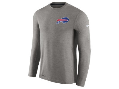 Buffalo Bills Nike NFL Men's Coaches Long Sleeve T-shirt