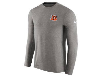 Cincinnati Bengals Nike NFL Men's Coaches Long Sleeve T-shirt
