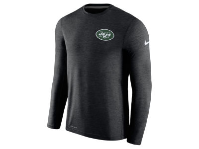 New York Jets Nike NFL Men's Coaches Long Sleeve T-shirt