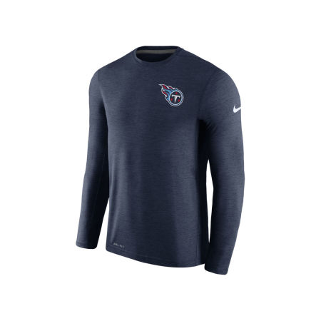 Tennessee Titans Nike NFL Men's Coaches Long Sleeve T-shirt