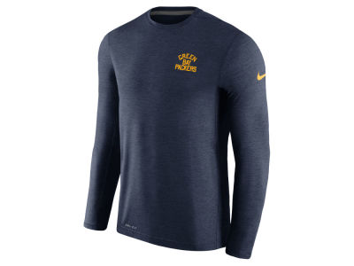 Green Bay Packers Nike NFL Men's Alternate Coaches Long Sleeve T-shirt