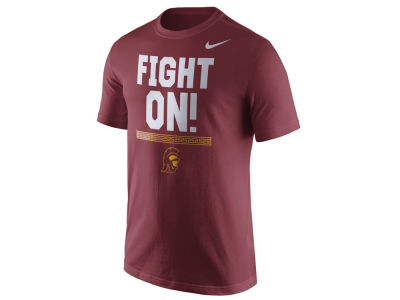 USC Trojans Nike NCAA Men's Verbiage T-Shirt