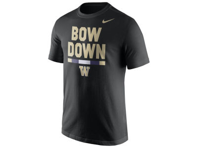 Washington Huskies Nike NCAA Men's Verbiage T-Shirt