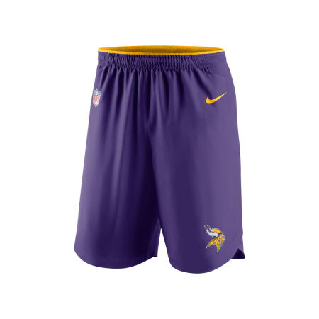 Minnesota Vikings Nike NFL Men's Vapor Shorts