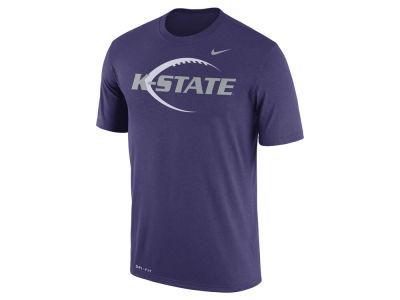 Kansas State Wildcats Nike 2017 NCAA Men's Legend Icon T-Shirt
