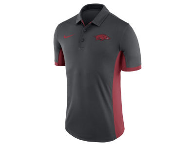 Arkansas Razorbacks Nike NCAA Men's Evergreen Polo