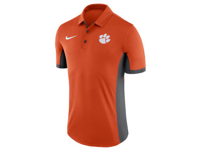 Clemson Tigers Nike NCAA Men's Evergreen Polo