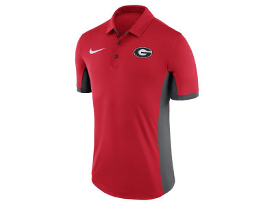 Georgia Bulldogs Nike NCAA Men's Evergreen Polo