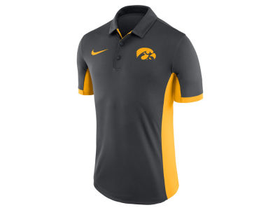 Iowa Hawkeyes Nike NCAA Men's Evergreen Polo