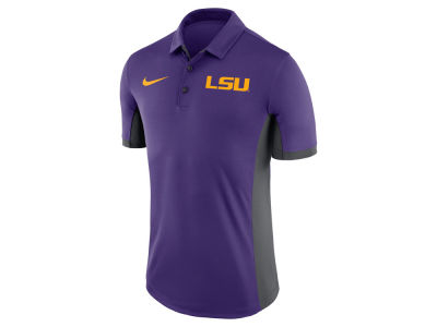 LSU Tigers Nike NCAA Men's Evergreen Polo