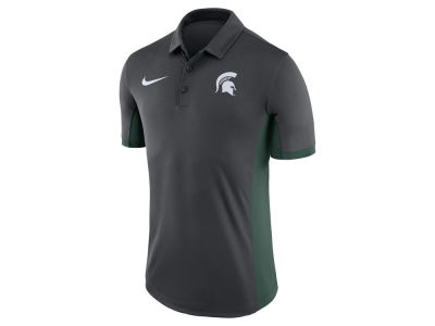 Michigan State Spartans Nike NCAA Men's Evergreen Polo