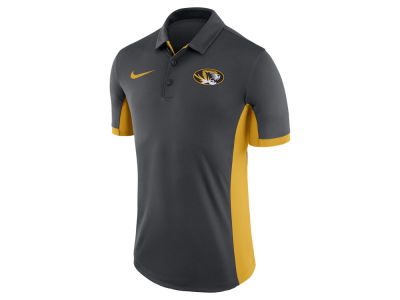 Missouri Tigers Nike NCAA Men's Evergreen Polo