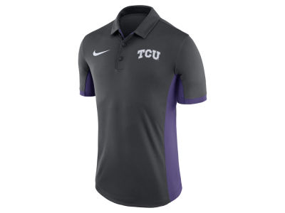 Texas Christian Horned Frogs Nike NCAA Men's Evergreen Polo