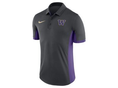 Washington Huskies Nike NCAA Men's Evergreen Polo