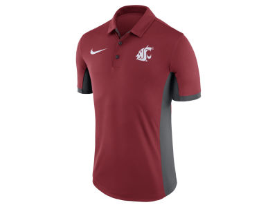 Washington State Cougars Nike NCAA Men's Evergreen Polo
