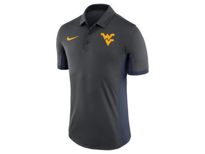 West Virginia Mountaineers Nike NCAA Men's Evergreen Polo