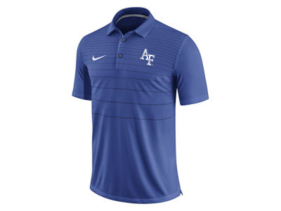 Air Force Falcons Nike NCAA Men's Early Season Coach Polo