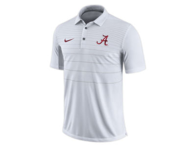 Alabama Crimson Tide Nike NCAA Men's Early Season Coach Polo