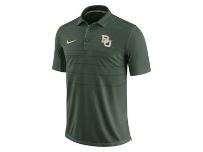 Baylor Bears Nike NCAA Men's Early Season Coach Polo