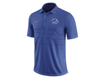 Boise State Broncos Nike NCAA Men's Early Season Coach Polo